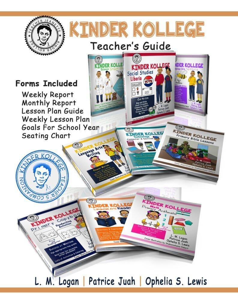 Kinder Kollege Teacher Guide
