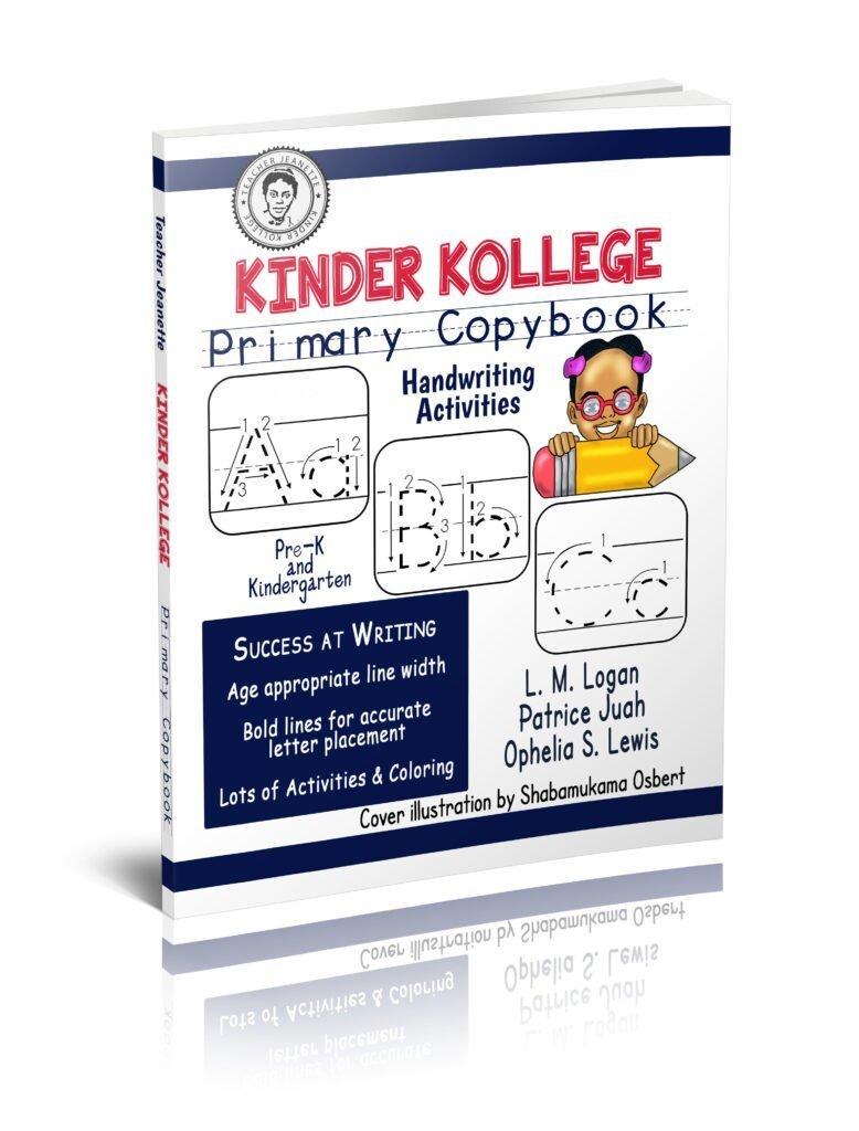 TJKK Copybook Workbook